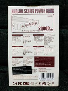 🔥打到骨折🔥 🙅🏻♀️不議價🙅🏻♀️ 行動電源 20000mAh  (The price is fixed.)