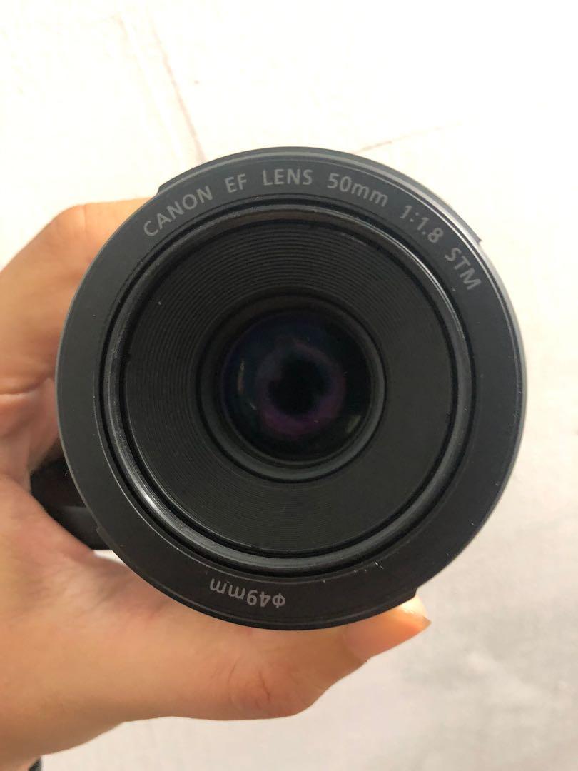 (Canon 50 1.8STM公司貨/保固內)5D3 5D4 6D 6D2 800D 77D 80D