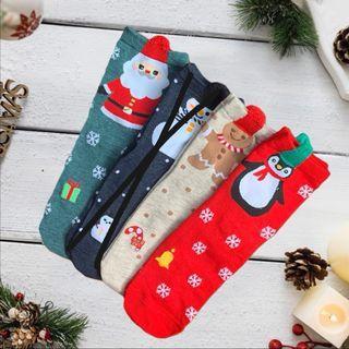 Christmas Socks Xmas Gift