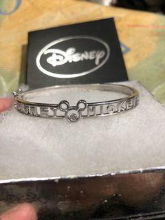 Disney Mickey 純銀925 手鐲