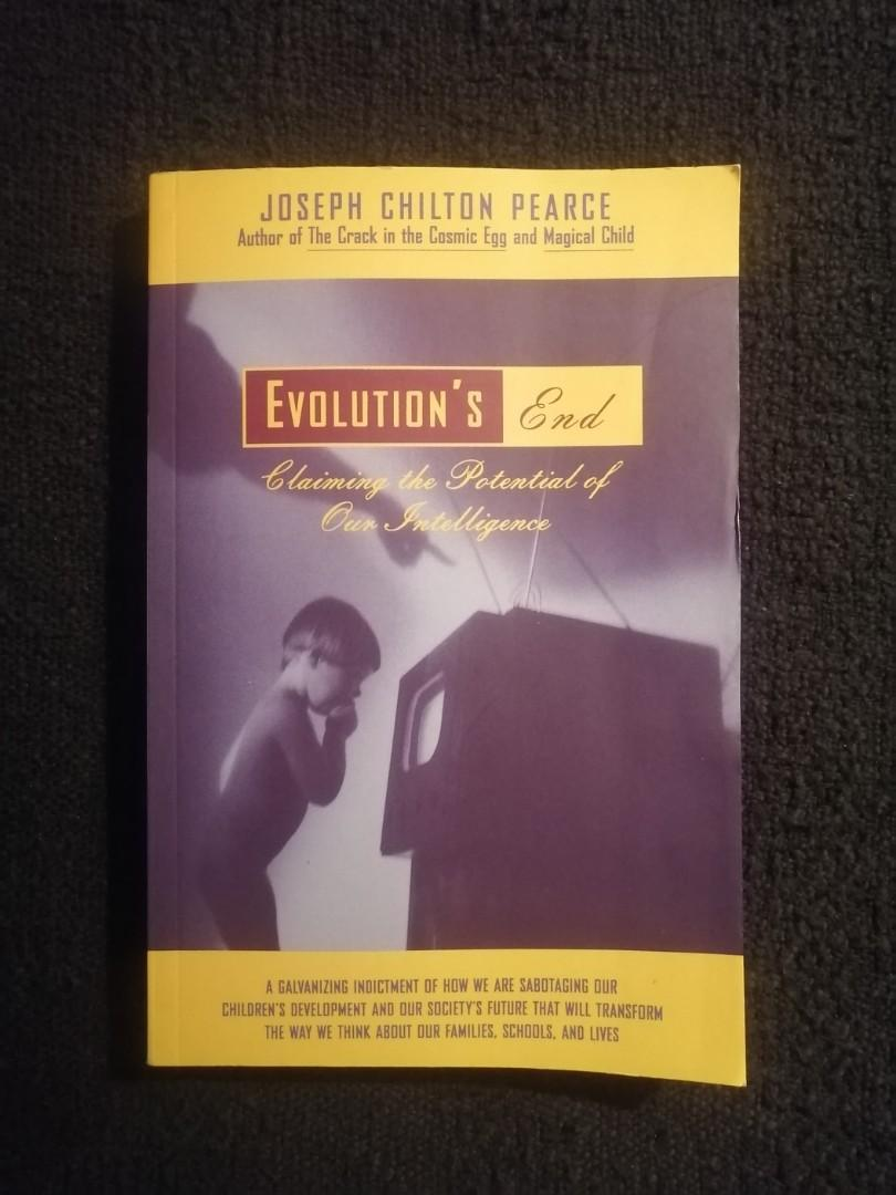Evolution's End Book