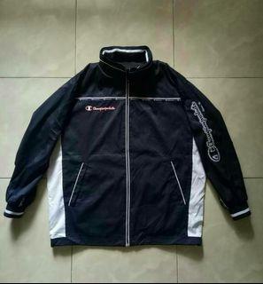 Jaket Champion Waterproof Authentic New