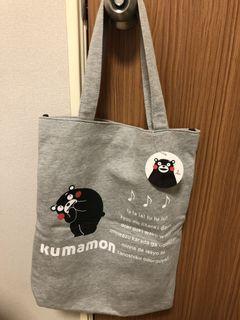 Kumamon 熊本熊肩背袋