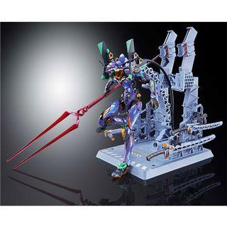 for Metal Build EVA 01 Unit 02 Evangelion 2020 MB Lancea Longinus ver TV Weapon