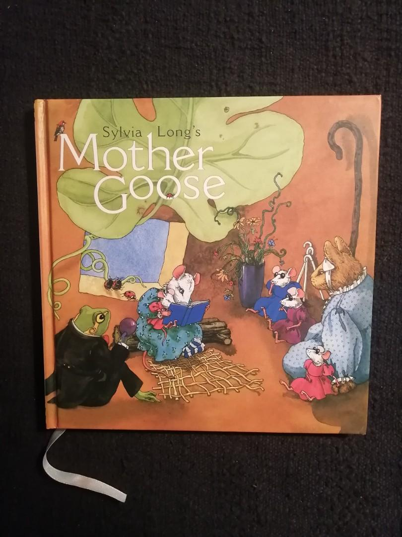 Mother Goose by Sylvia Long