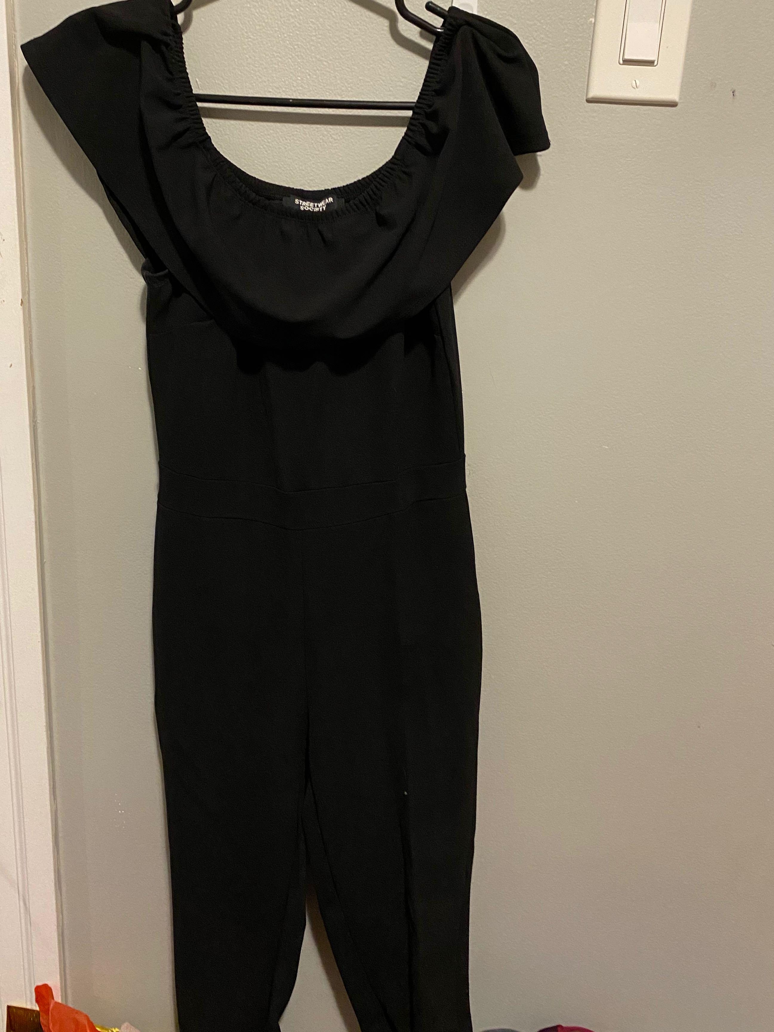 Off Shoulder Body Suit SIZE SMALL