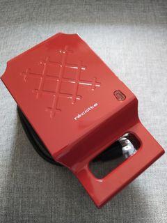 日本麗克特recolte熱壓三明治機吐司機
