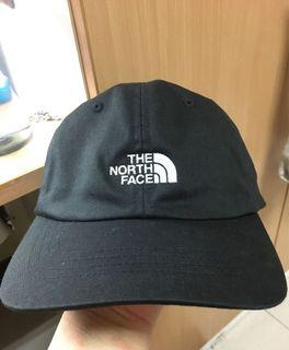 The  north face 帽
