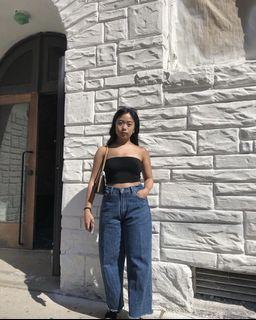 Thrifted Jeans