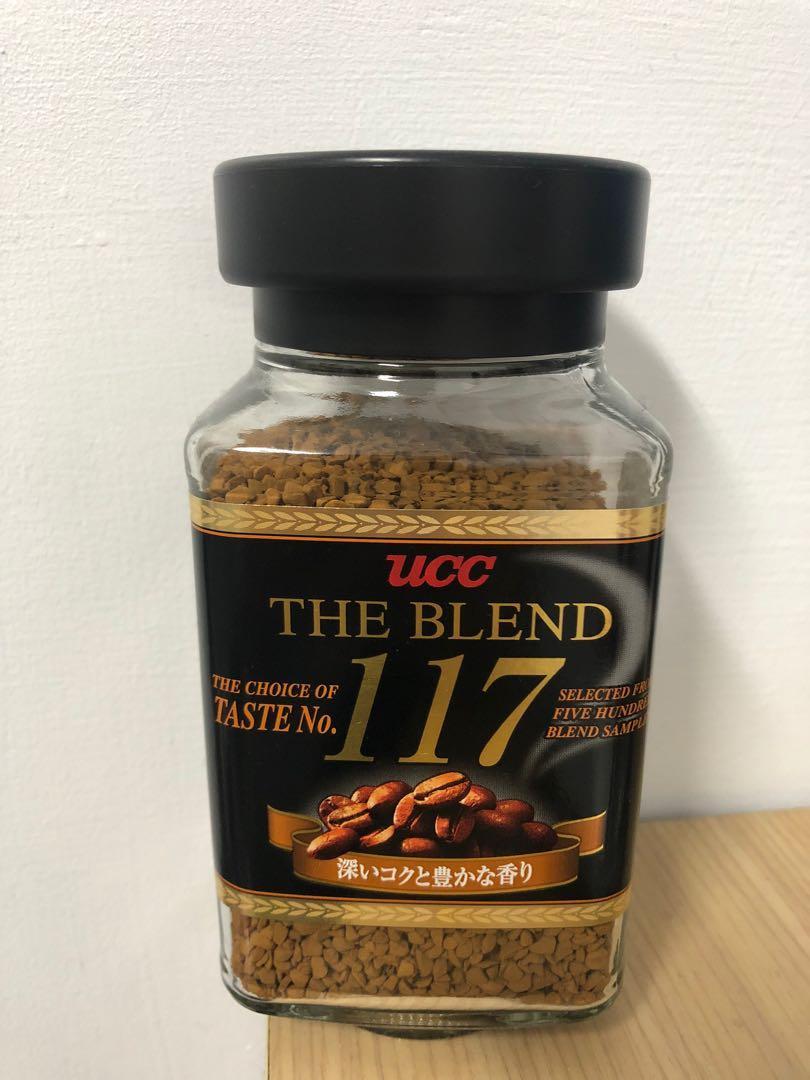 UCC117即溶咖啡