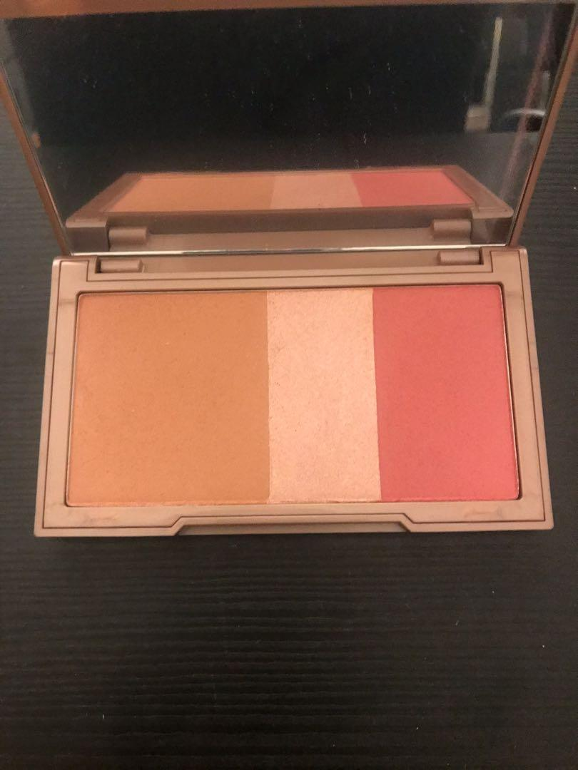 Urban Decay Flushed Palette