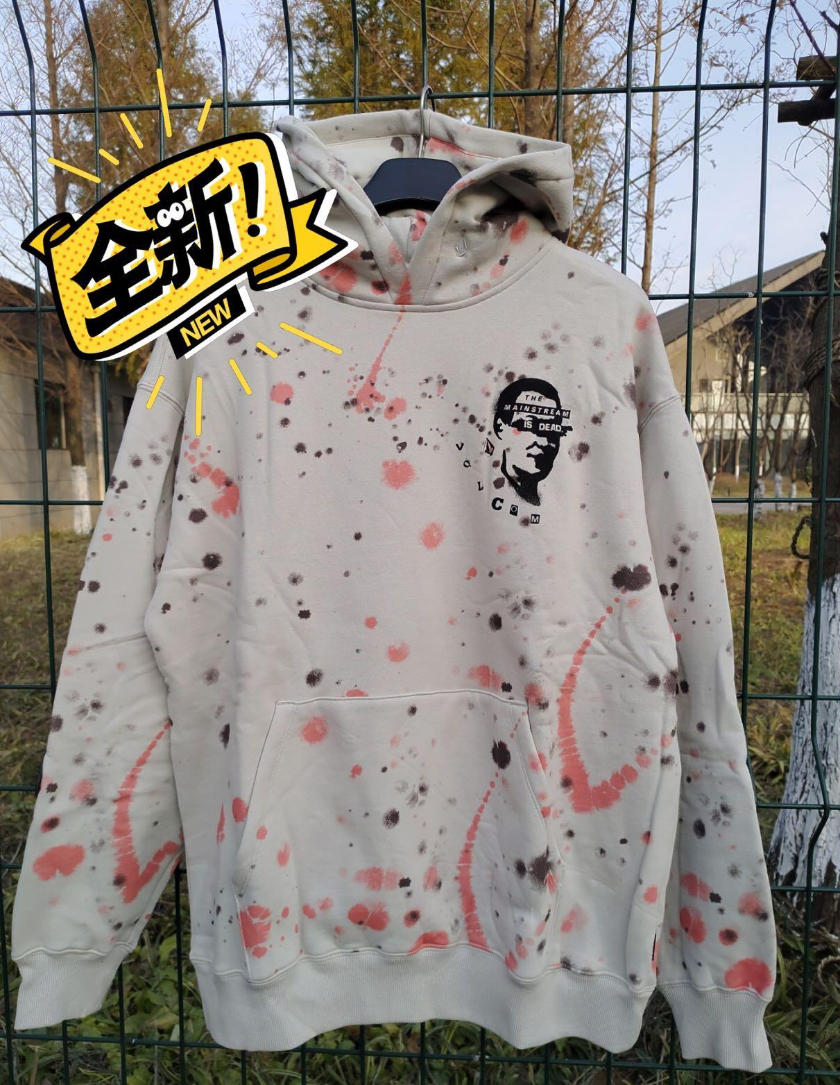 Volcom the mainstream hoodies