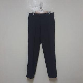 Zara Silk-blend Slacks