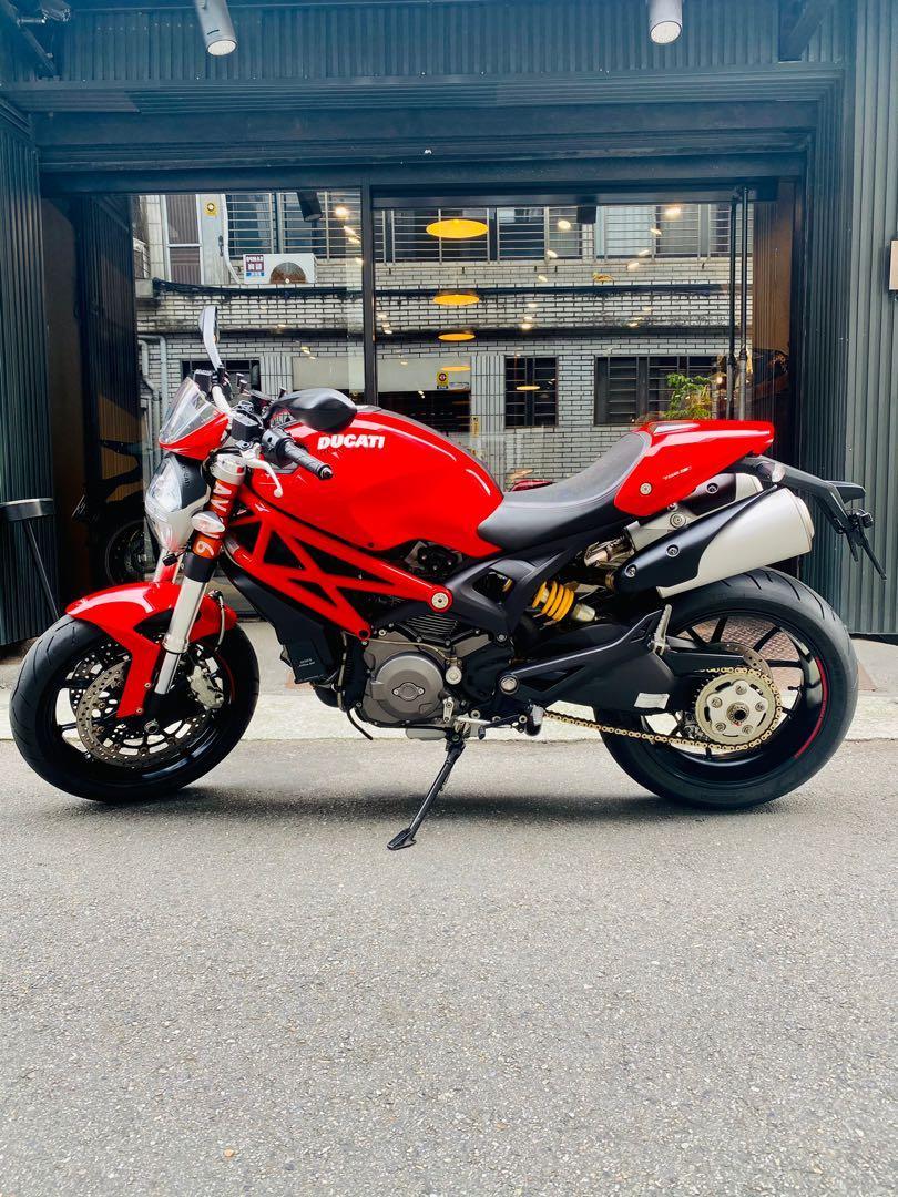 2015年 Ducati Monster 796 ABS 碩文 只跑四千公里 可分期 免頭款 歡迎車換車 696 797 821 可參考
