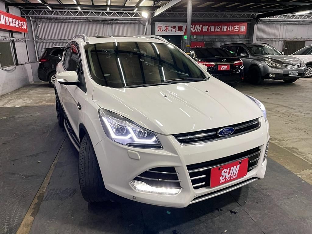 😍2015 Ford Kuga 2.0 旗艦型😍