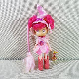 早期 收藏 doremi 玩具 玩偶 娃娃 小魔女doremi