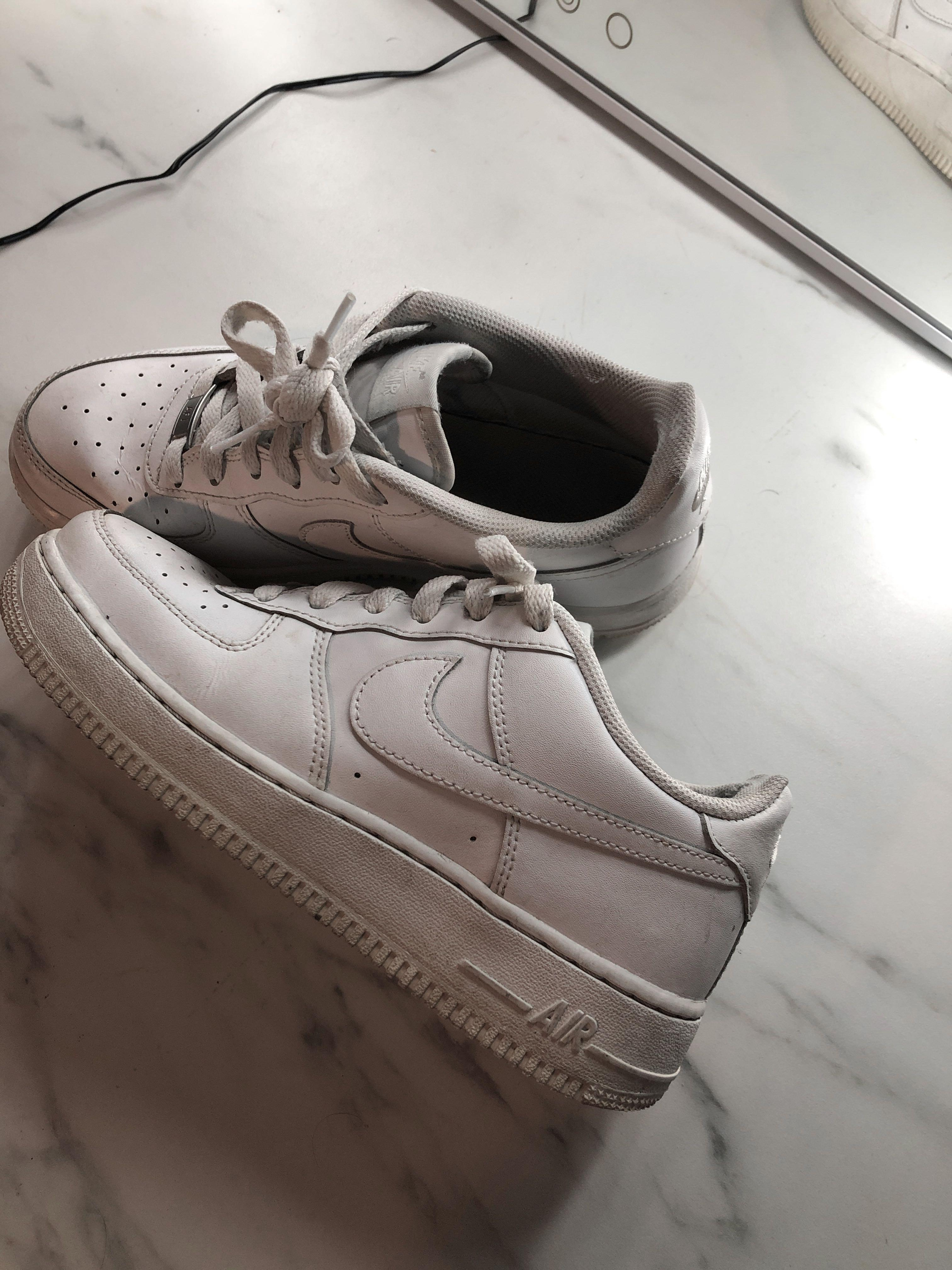 Air Force ones gs