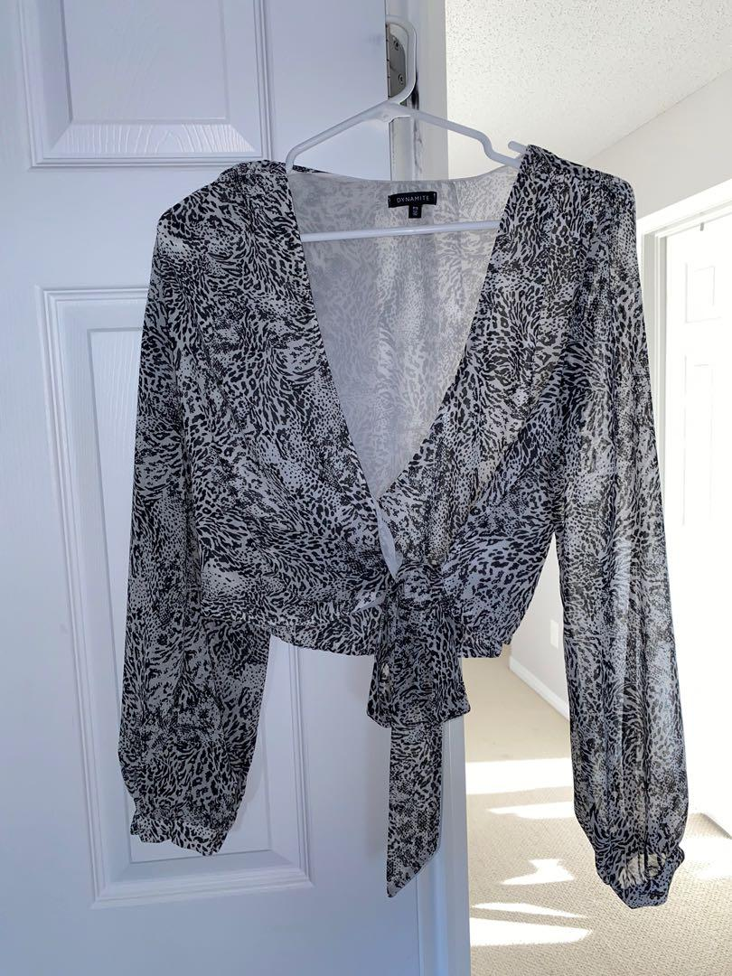 Blouse from Dynamite