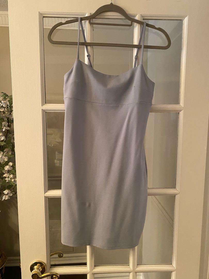 Blue Dynamite Dress