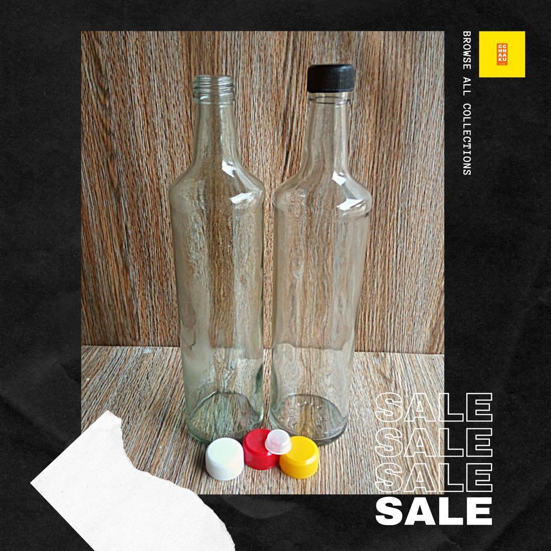 Botol Anggur Merah 650ml
