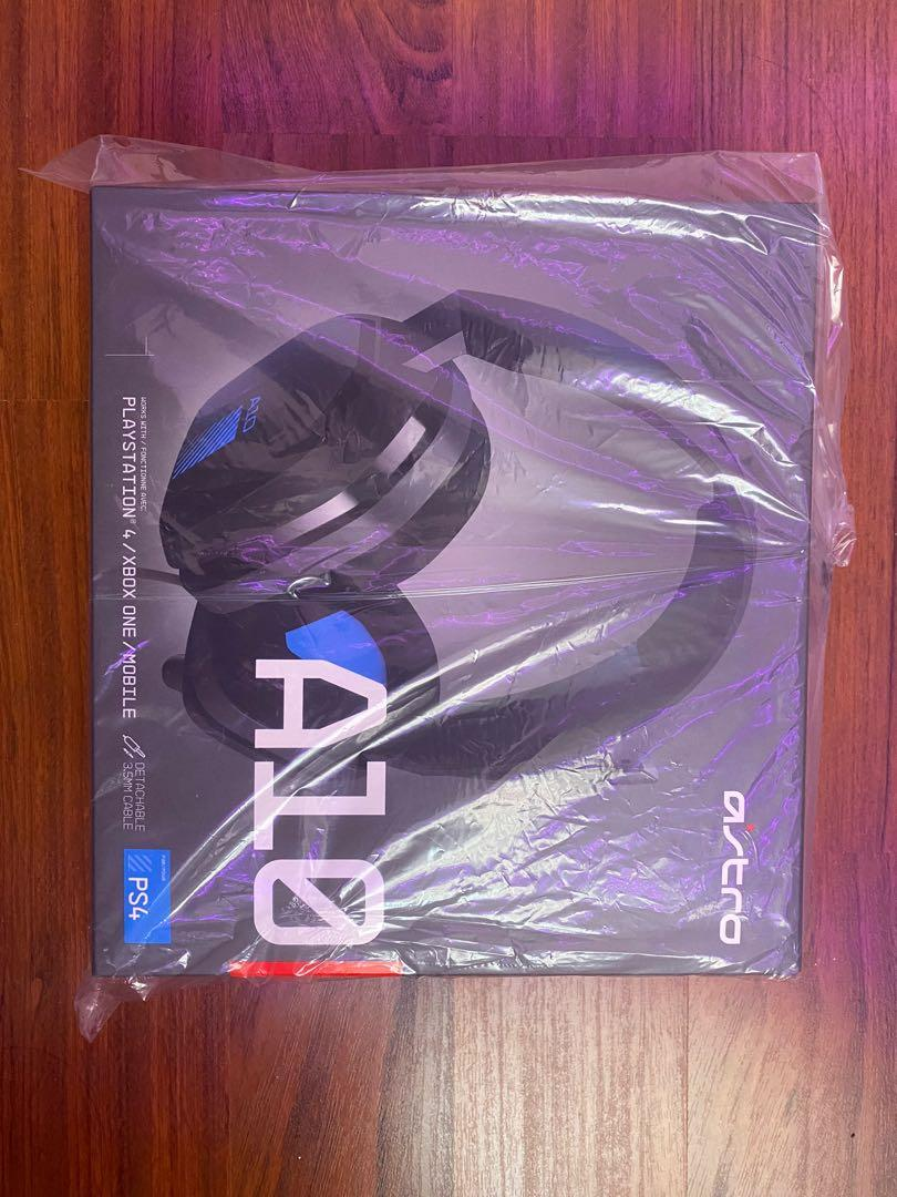 BRAND NEW!! Astro A10 Over Ear Sound Isolation Headset for PS4/XBox One/Mobile
