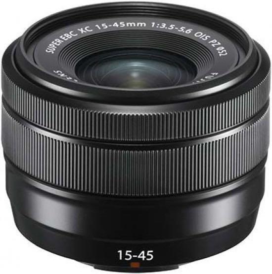 Brand New in Box XC 15-45mm Fujifilm lens