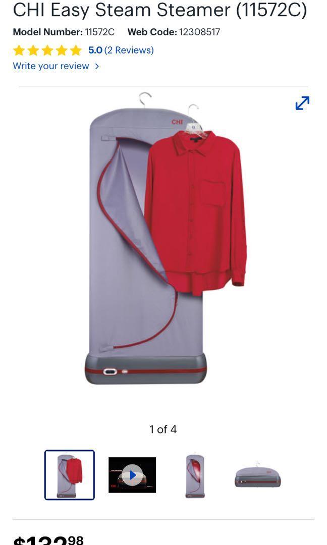 CHI Garment Steamer