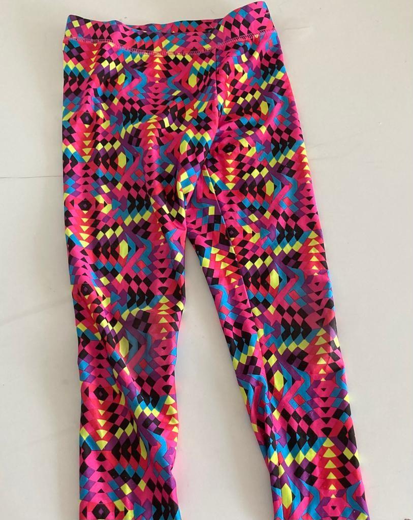 Colorful pants