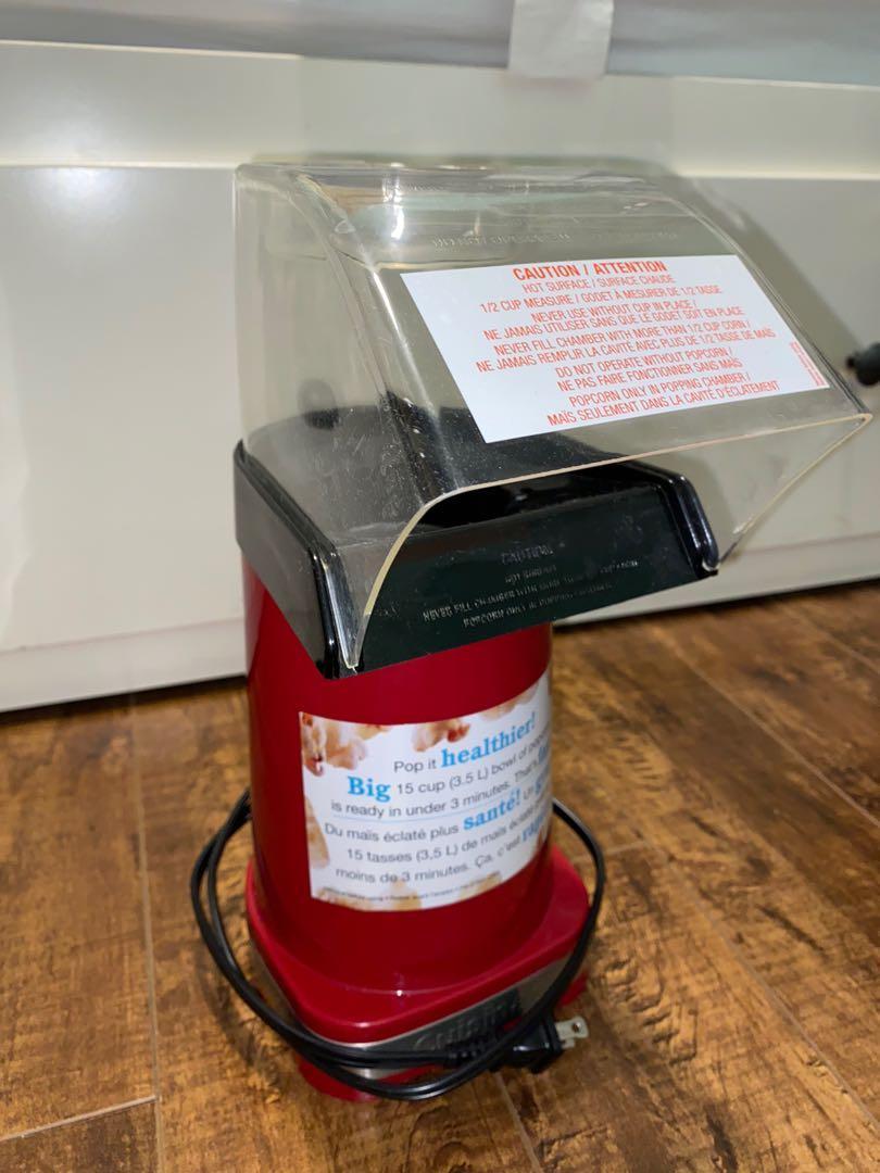 Cuisinart Popcorn Machine