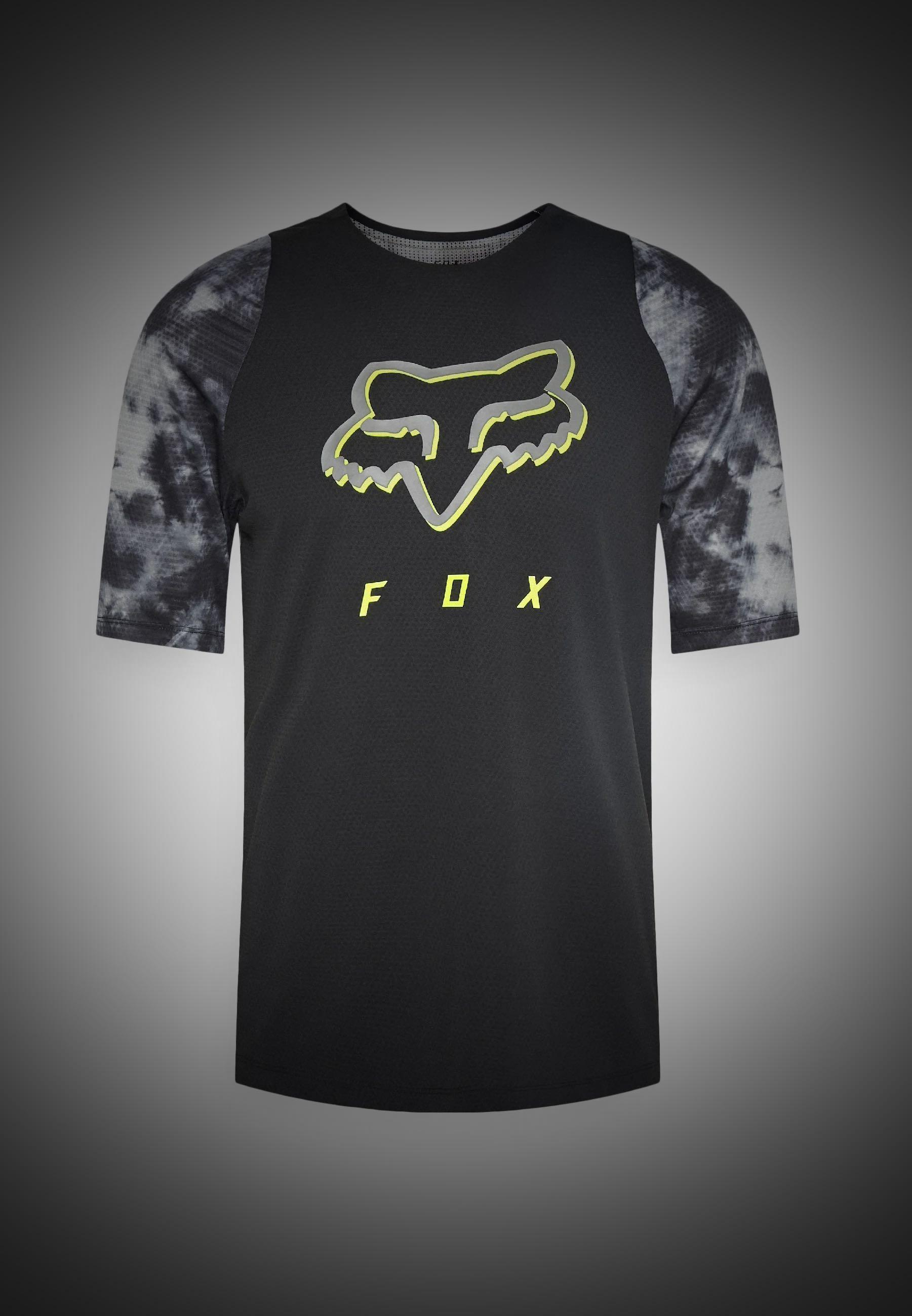 Fox Racing 2020 Defend Elevated s//s Short Sleeve Jersey Blue Steel
