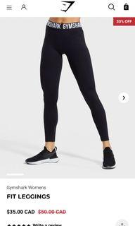 Gymshark Flex Leggings (S)