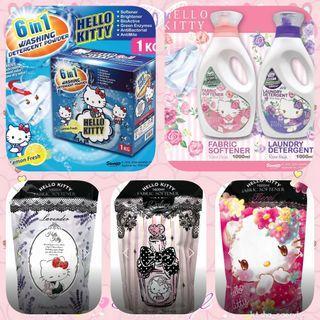 Hello Kitty Laundry