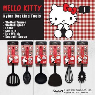 Hello Kitty Nylon Cooking Tools (RED)