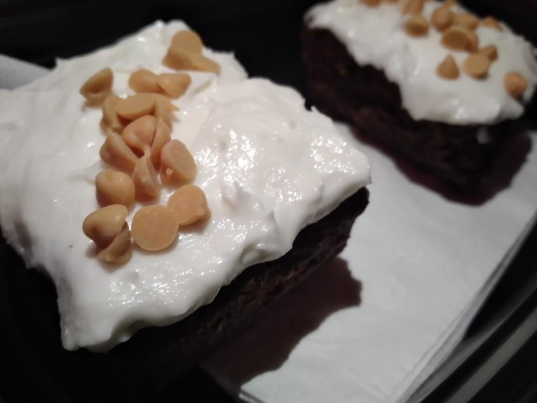 Herbal brownies