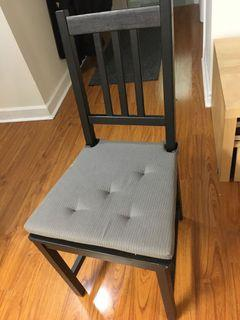 IKEA STEFAN Chairs set of 4