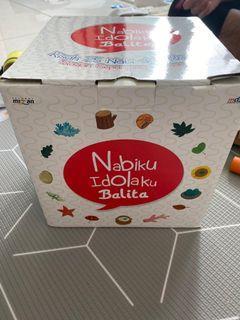 Nabiku Idolaku Mizan 25 buku Balita Board book