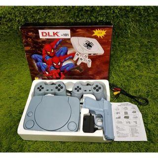 New Classic Video Game With Console Full Set With Free 1 Tape