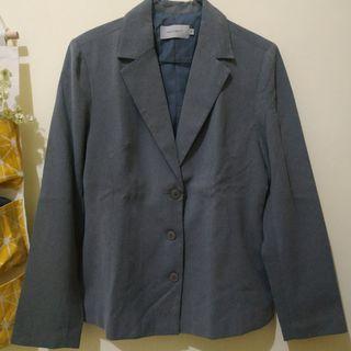 Accent Grey Formal Blazer
