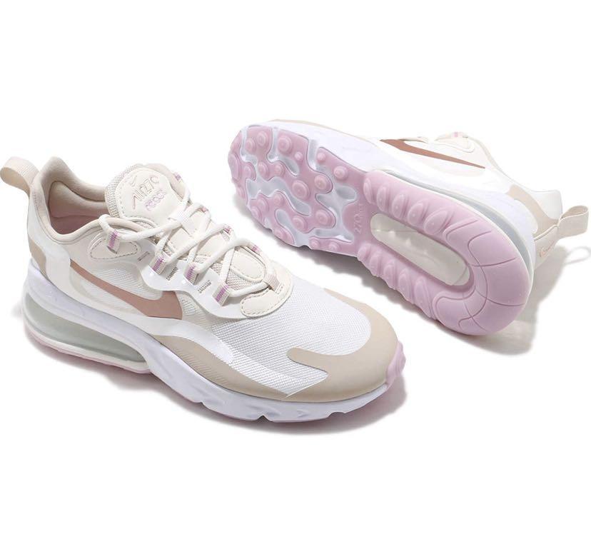 Nike Air Max 270 React 女鞋 運動休閒鞋