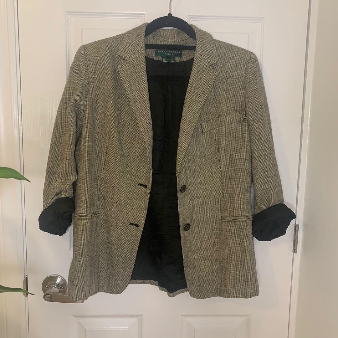 Ralph Lauren vintage blazer