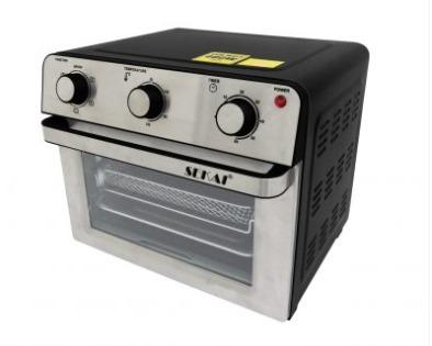Sekai AFO220 Oven Listrik 22 Liter 800 Watt