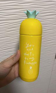 鳳梨造型保溫瓶