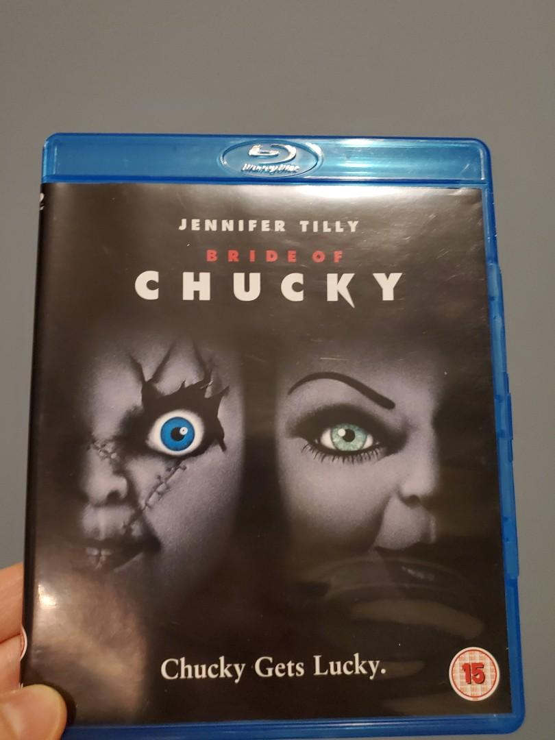 Bride Of Chucky Blu Ray