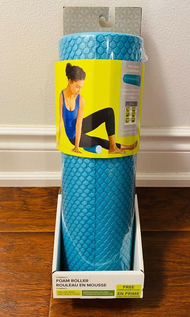 Compact Workout Foam Roller