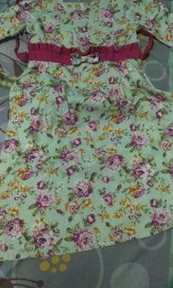 Gamis anak / baju ngaji anak / baju anak perempuan