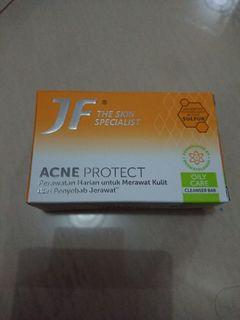 JF Cleanserbar  Acne Protect Green Sensation 90 gr