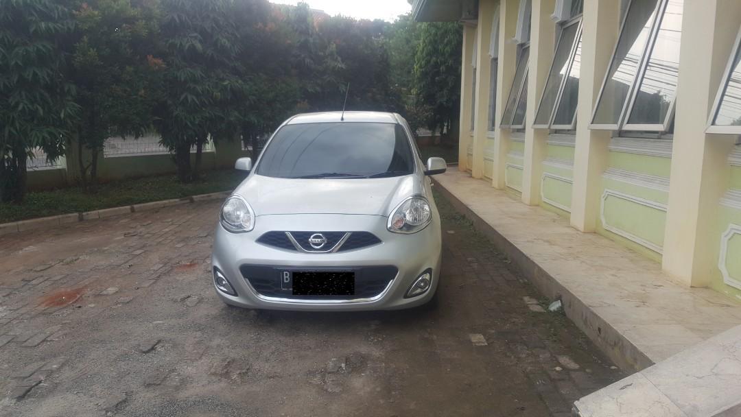 Jual Murah Nissan March 1.2L Tipe XS Tahun 2014 Mulus Terawat