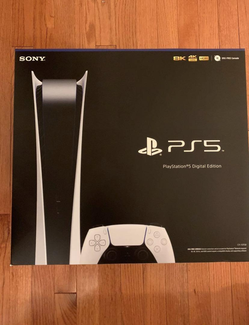 Playstation 5 (PS5) Digital