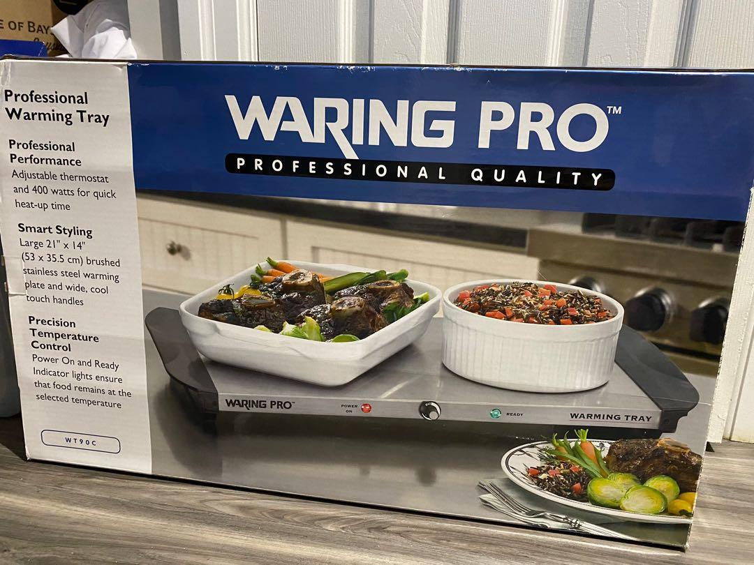 Professional warmer (warming tray) (Waring pro) brand new