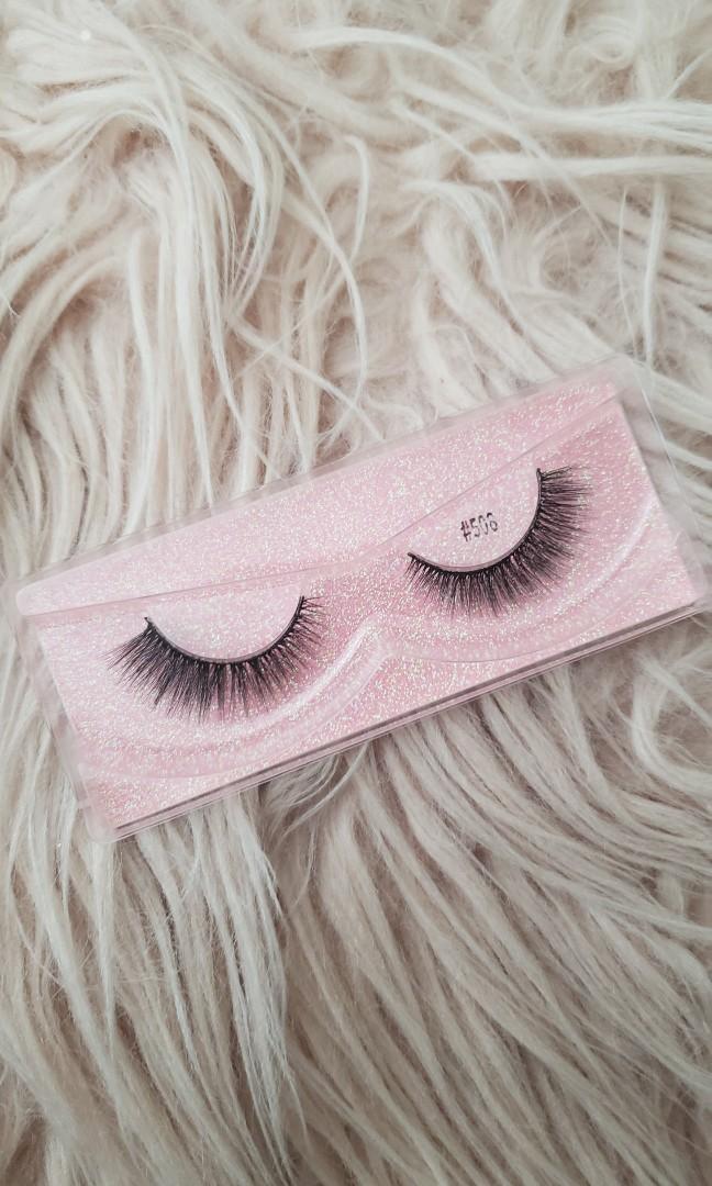 Real mink hair false eyelashes(DAYDREAM)STYLE:#508